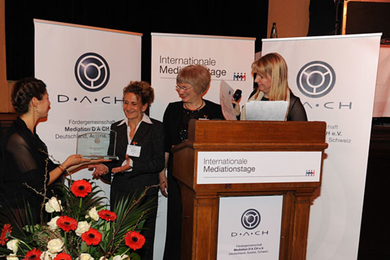 Mediation D A Ch Win Win Innovationspreis
