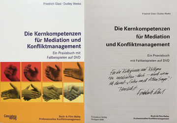 Dei Kernkompetenzen für Mediation und Konfliktmanagement